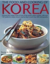 The Food & Cooking of Korea