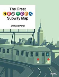 The Great New York Subway Map