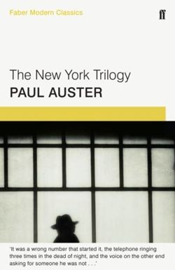 The New York Trilogy Faber Modern Classics
