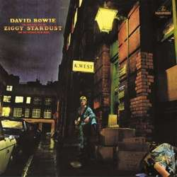 The Rise and Fall of Ziggy Stardust and the Spiders from Mars