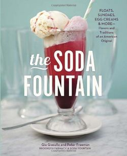 The Soda Fountain: Floats, Sundaes, Egg Creams & More--Stories and Flavors of an American Original