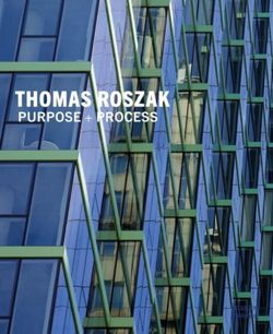 Thomas Roszak: Purpose + Process : Architect-Led Design/Develop/Build