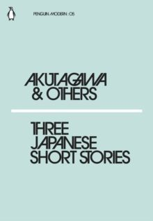 Three Japanese Short Stories (Penguin Modern)