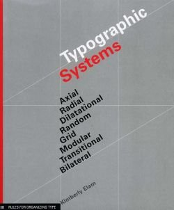 Typographic Systems Design Brief