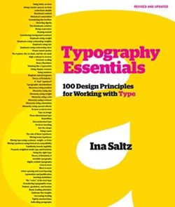 Typography Essentials Revised and Updated : 100 Design Principles for Working with Type