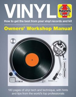 Vinyl Owners' Workshop Manual