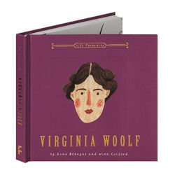 Virginia Woolf (LIfe Portraits)