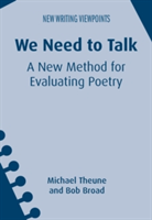 We Need to Talk A New Method for Evaluating Poetry