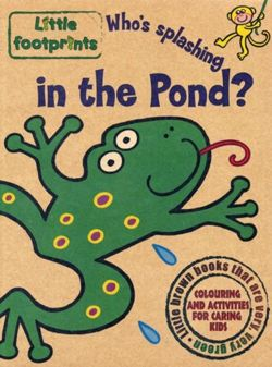 Who's Splashing in the Pond?