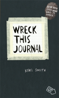 Wreck This Journal To Create is to Destroy, Now With Even More Ways to Wreck!